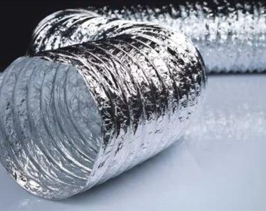 Как выбрать гибкие воздуховоды