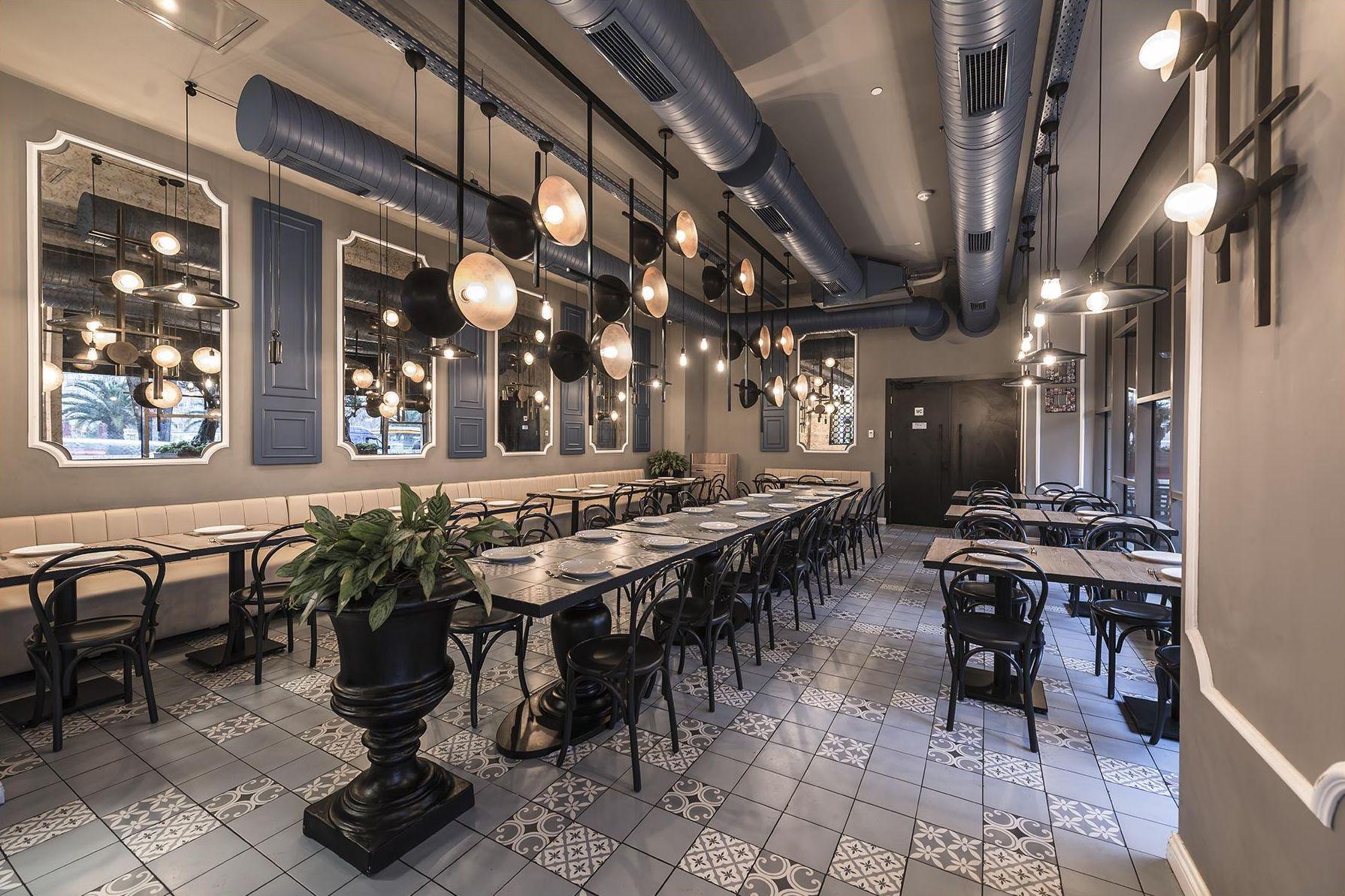 Организация и проектирование вентиляции кафе и ресторана