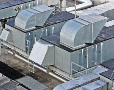 Виды производственной вентиляции