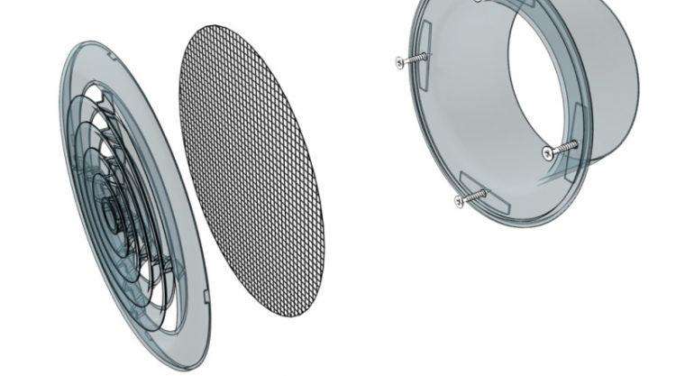 Особенности диффузоров для вентиляции