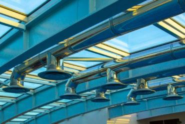 Воздуховоды из нержавеющей стали для бассейнов и океанариумов
